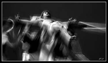 Photo: Theatrical representation of the Crucifixion  In some populations, the crucifixion is represented theatrically. Although I am not particularly fond this class of theatre, but there is a photo contest in which I participated with this photo. #sacredsunday curated by +Charles Lupica +Manfred Berndtgen +Bill Wood  #plusphotoextract curated by +Jarek Klimek