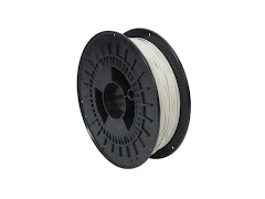 CLEARANCE - White Soft PLA - 1.75mm (0.75kg)