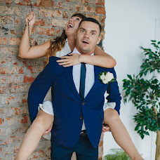 Wedding photographer Anastasiya Efremova (Nansech). Photo of 28.09.2017