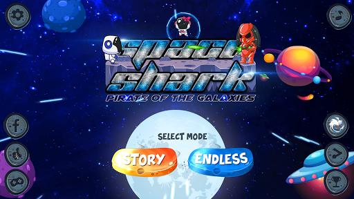 Space Shark cheat screenshots 1
