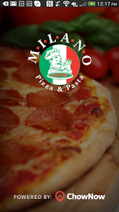 Milano Pizza and Pasta- screenshot thumbnail