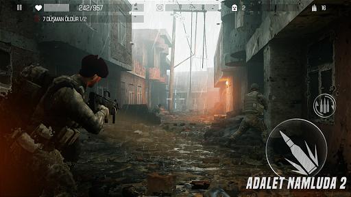 Code Triche Adalet Namluda 2 Demo mod apk screenshots 2