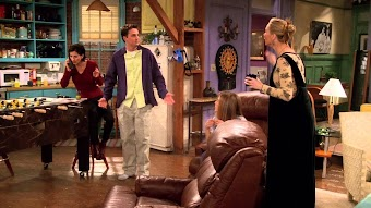 The One With Joey's Dirty Day