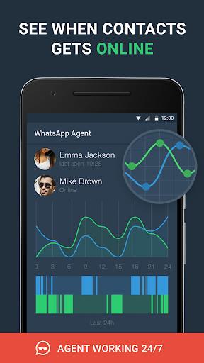 WhatsAgent for Whatsapp 1.4.3 screenshots 1