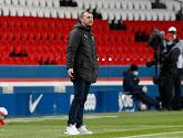 La lanterne rouge de Ligue 1 remercie son entraîneur