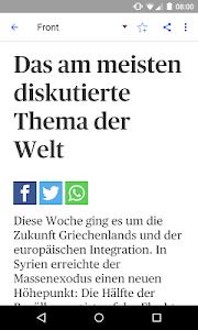 az Badener Tagblatt E-Paper screenshot 3