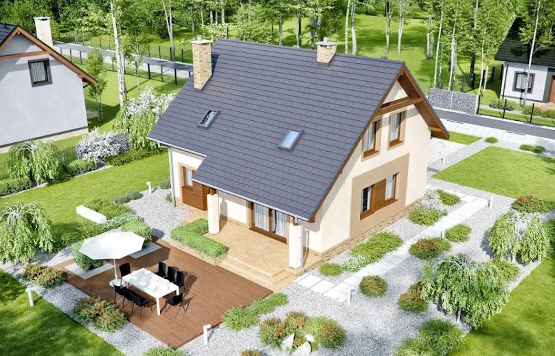 Projekt domu Tamarillo