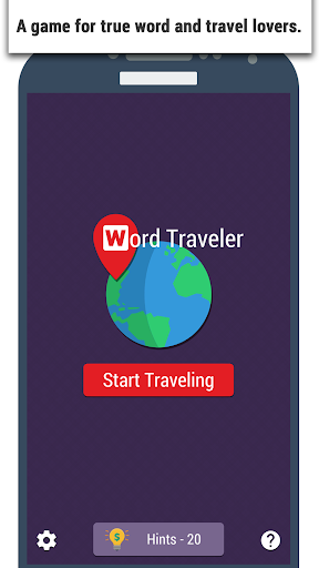 Word Traveler