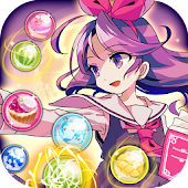 BubbleMea -cute puzzle game-