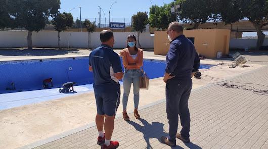 Cuevas del Almanzora abrirá sus piscinas municipales este verano