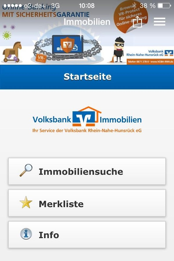 Volksbank rnh eg android apps on google play for Volksbanken in der nahe