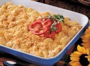 Potluck Chicken Cassarole Recipe