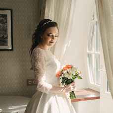 Wedding photographer Yuliya Rybalkina (julymorning). Photo of 16.09.2017