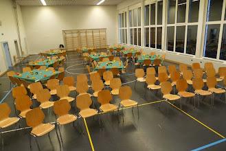Photo: Schöne Dekoration im Saal