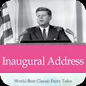Inaugural Address by J.F.K icon