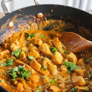 Super Quick Fish Curry.