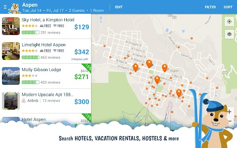Hipmunk Hotels & Flights v7.2.7