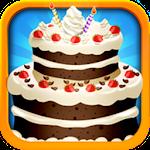 Ice Cream Cake Dessert Maker Icon