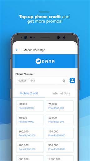 DANA - Indonesia's Digital Wallet  screenshots 2