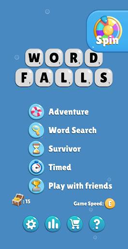 Word Falls 1.0.24 screenshots 1