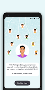 Download Aarogya Setu For PC Windows and Mac apk screenshot 4