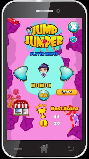 ジャンパージャンプ