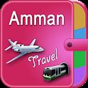 Amman Offline Map Travel Guide icon