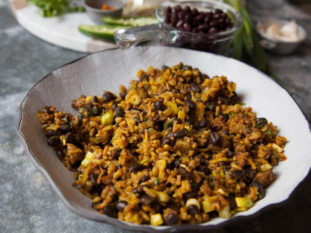 Smoky Black Bean Rice Recipe
