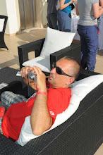 Photo: 10 giugno venerdì - Aperitivo in terrazza Hotel Prater
