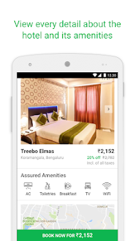 Treebo – Hotel Booking App