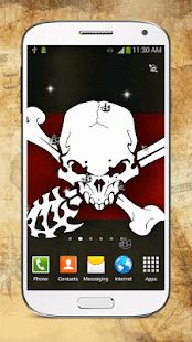 Piráti Živé Tapety - náhled
