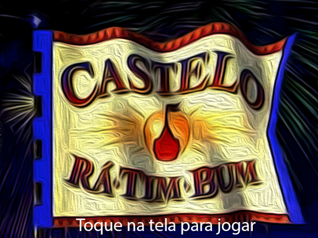 Скриншот Castelo Rá-Tim-Bum