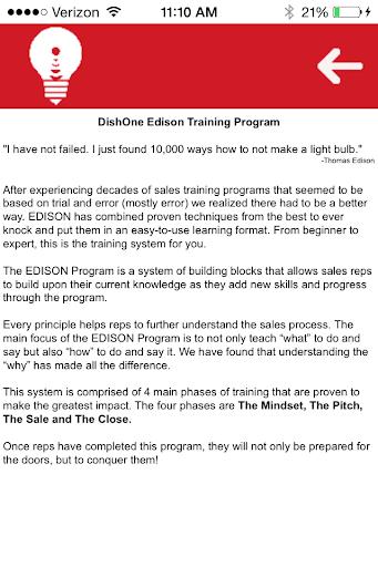 DishOne Edison V0.0.1 screenshots 5