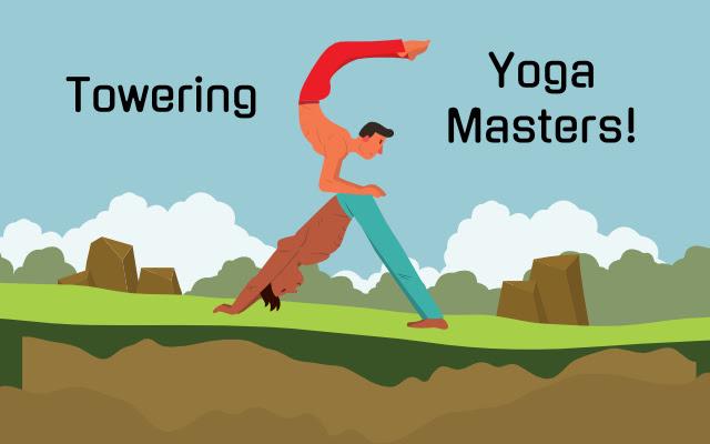 Towering Yoga Masters Free Game