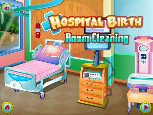 出生房間打掃遊戲