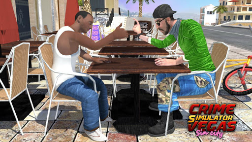 Sin City Crime Hero : Crime Simulator - Vegas 1.8 screenshots 10