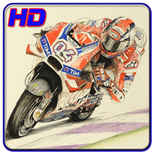 Andrea Dovizioso Wallpapers HD - náhled