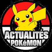 Actualités Pokémon