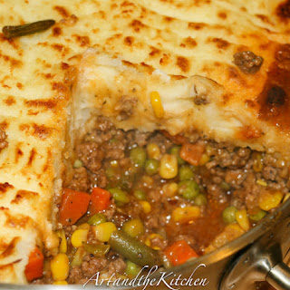 Shepherds Pie Potatoes Corn And Ground Beef Recipes