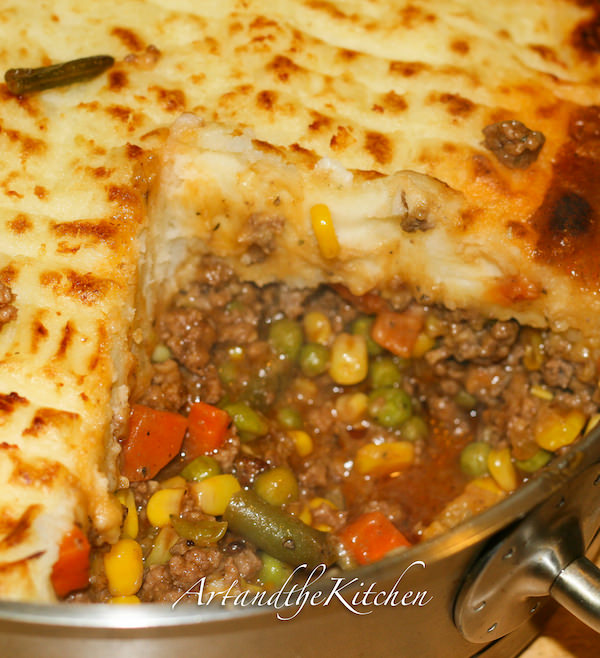 Super Shepherd'S Pie Recipe