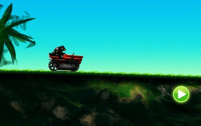 Fun Kid Racing - Jungle Cars- screenshot thumbnail