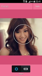 Camera Wink HD - Makeup- screenshot thumbnail