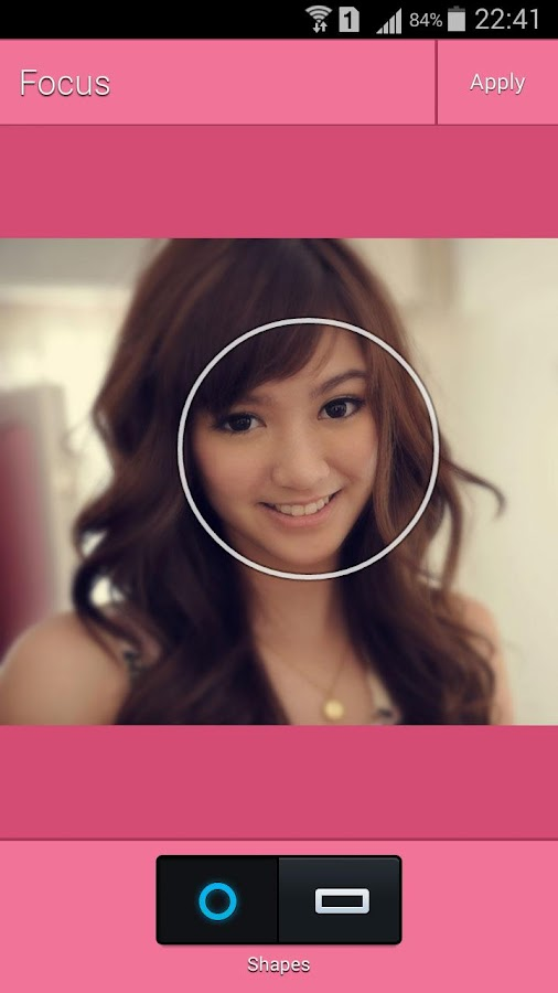 Camera Wink HD - Makeup- screenshot