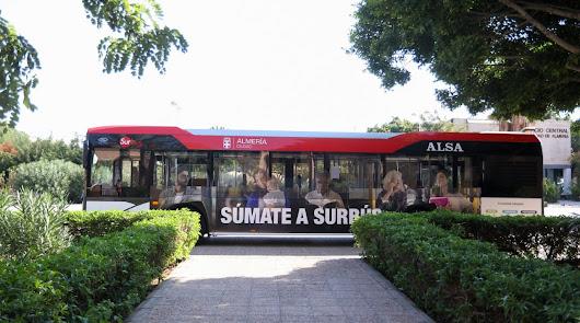 De vuelta: el autobús de la Universidad se activa con las clases presenciales