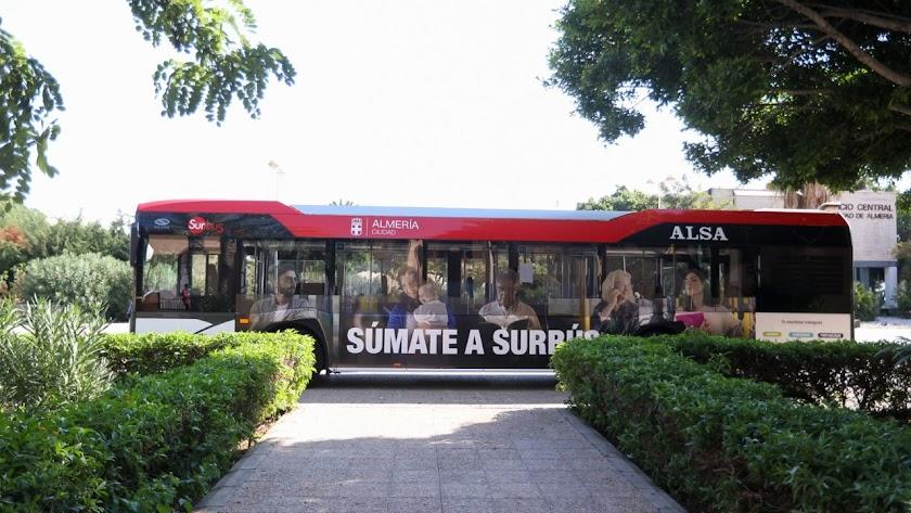 Regresa la Línea 19 (Gregorio Marañón-La Salle-UAL).