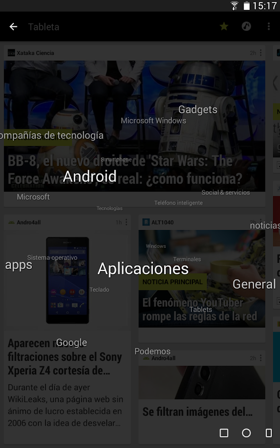 Appy Geek – Tech news: captura de pantalla