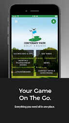 Centenary Park Golf Course APK screenshot thumbnail 1