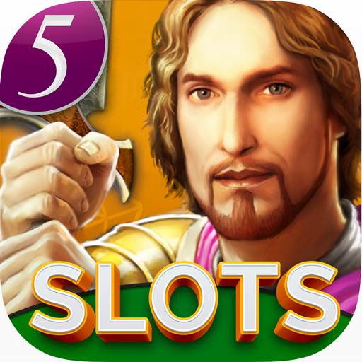 Golden Knight SLOTS! 博奕 App LOGO-硬是要APP