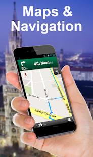 GPS Route Navigation - Free GPS Tracker App - náhled