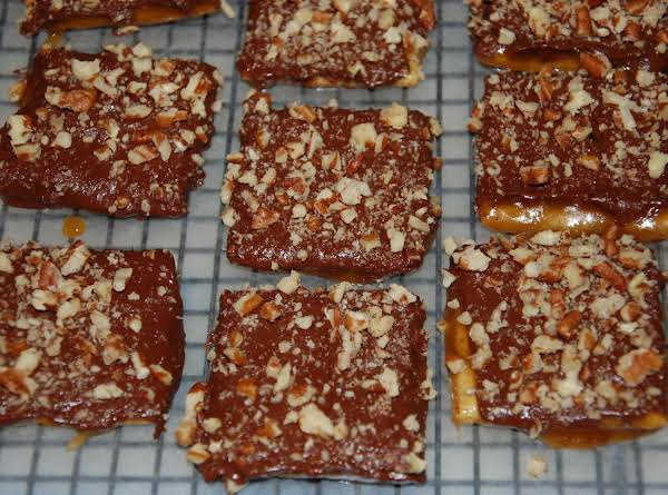 Gidget's Cracker Candy Recipe